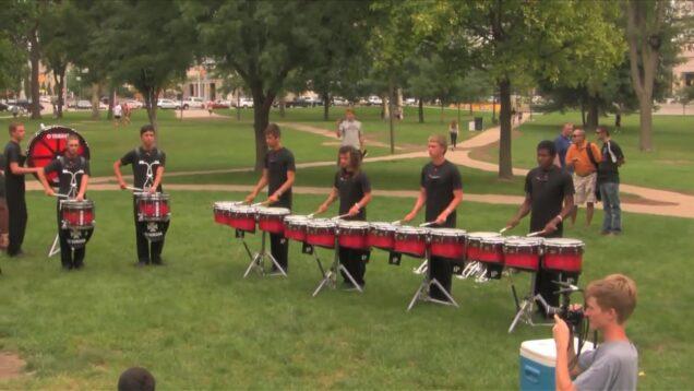 2014-Crossmen-Drumline-DCI-Semi-Finals