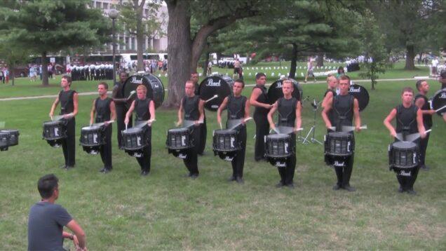 2014-Phantom-Regiment-Drumline-DCI-Finals-Full-Lot