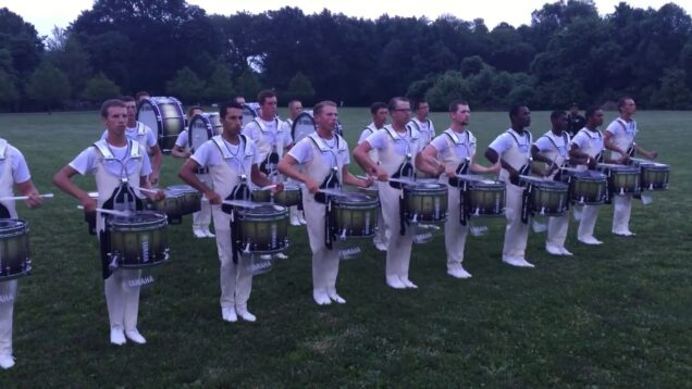 2015-Cadets-Drumline-DCI-OFallon-Show-music