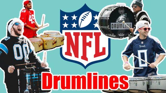 Every-NFL-Drumline-Ranked-WORST-BEST