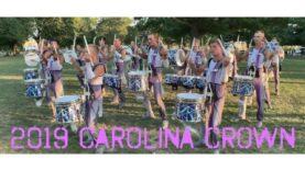 2019-Carolina-Crown-Drumline-last-rep-of-the-year-at-Finals