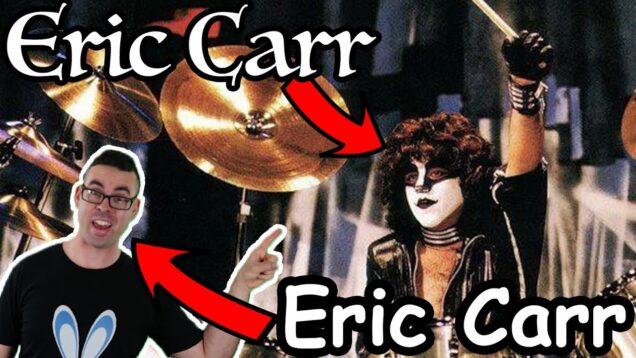 Eric-Carr-reacts-to-Eric-Carr-KISS-Drummer