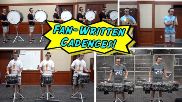 5-AMAZING-Fan-Written-Drum-Cadences