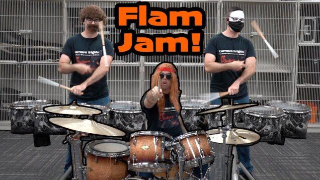 Bluecoats-Flam-Jam-Cover-by-EMC-SweetBeatChallenge