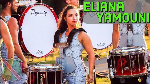 Eliana-Yamouni-SCV-Drumline-2019