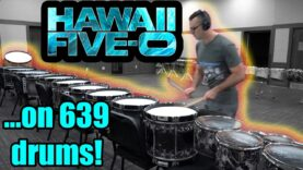 Hawaii-Five-0-Drum-Fill-with-639-Drums