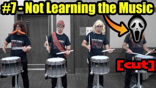 High-School-Drumline-15-ways-to-get-CUT