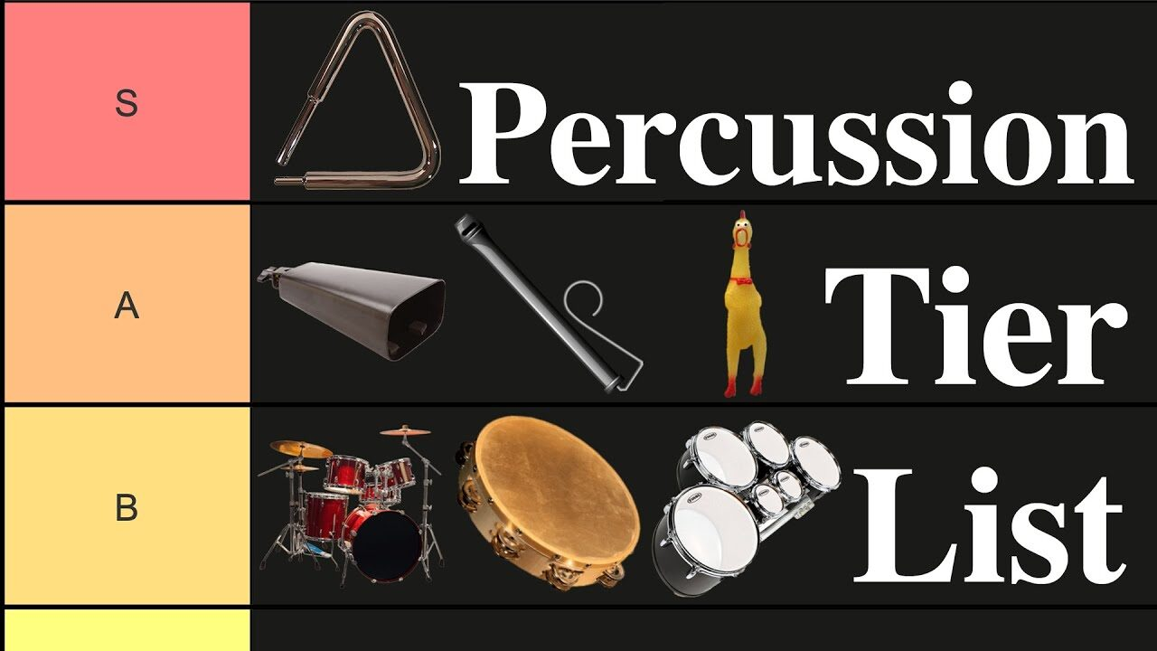 Ranking-Every-Percussion-Instrument-HARDEST-to-EASIEST