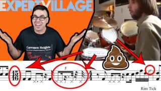 Analyzing-the-WORST-Drum-Solo-Ever-Expert-Village-Drum-Lesson