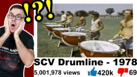 MARCHING-TIMPANI-LINE-EMC-Reacts-to-SCV-1978-Drumline-Fred-Sanford-Building-the-Section