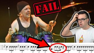 Lars-Ulrich-Drum-Fails-I-ANALYZE-and-FIX-them-all