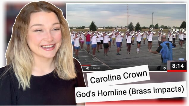 New-Zealand-Girl-Reacts-to-CAROLINA-CROWN-GODS-HORNLINE-BRASS-IMPACTS-DCI