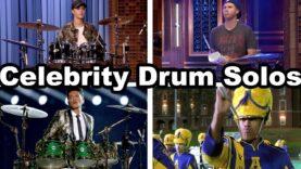 Celebrity-Drum-Solos-Tier-List