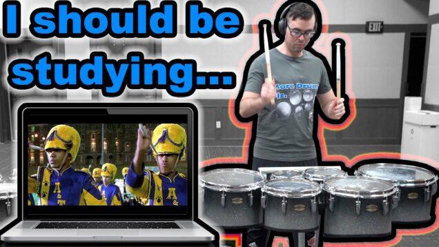 Failing-Online-Class-Drumline-Style