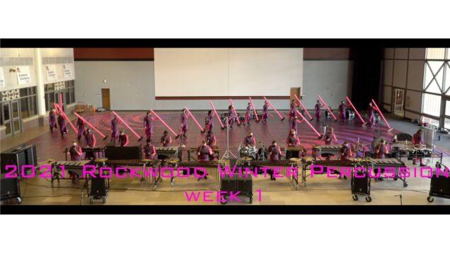 2021-Rockwood-Winter-Percussion-Week-1-WGI-Video