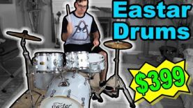 Eastar-Drum-Set-Product-Review-by-EMC-and-Tony-G