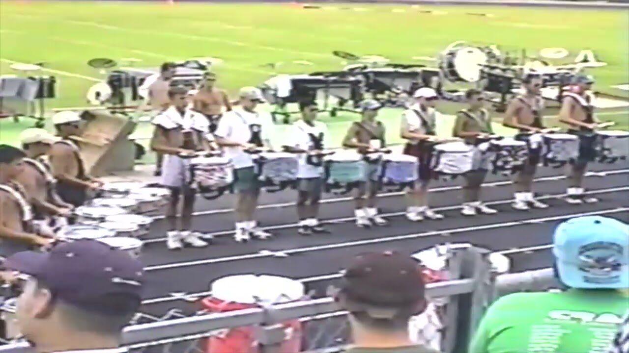 1996-Cavaliers-Drumline