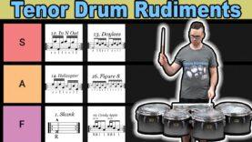 EMCs-Essential-Tenor-Drum-Rudiment-Tier-List