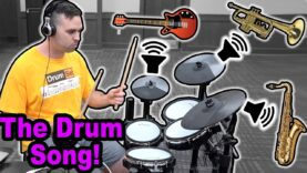 I-Created-a-Song-Using-Only-a-Drum-Set
