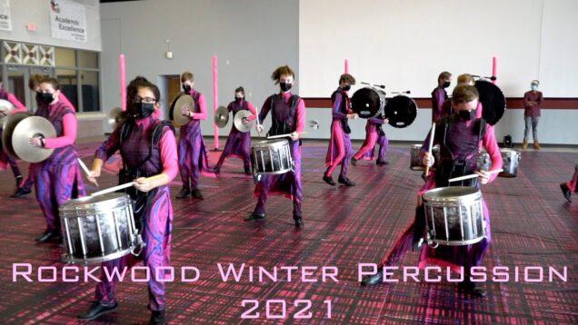 2021-Rockwood-Winter-Percussion-end-of-season-vid