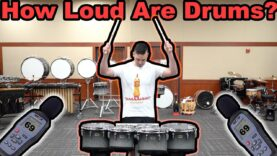 Measuring-How-Loud-All-of-My-Drums-Are