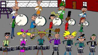 P.S.-118-Elementary-School-Drumline-Hey-Arnolds-got-CHOPS