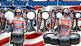 The-Star-Spangled-Banner-but-the-drum-parts-are-INSANE