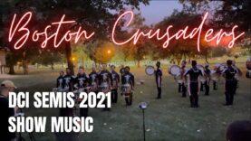 Boston-Crusaders-Drumline-2021-DCI-Semis-Show-Music
