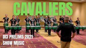 Cavaliers-Drumline-2021-DCI-Prelims-Show-Music