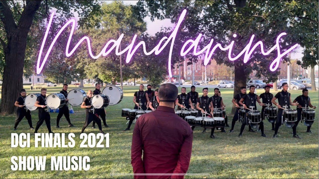 Mandarins-Drumline-2021-DCI-Finals-Show-Music