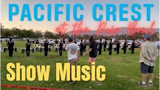 Pacific-Crest-Drumline-2021-731-Rose-Bowl-Show-Music